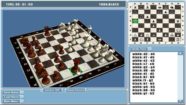 Chess - Image du Jeu