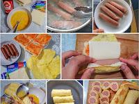 Sushi Bread Enak, Praktis dan Sederhana