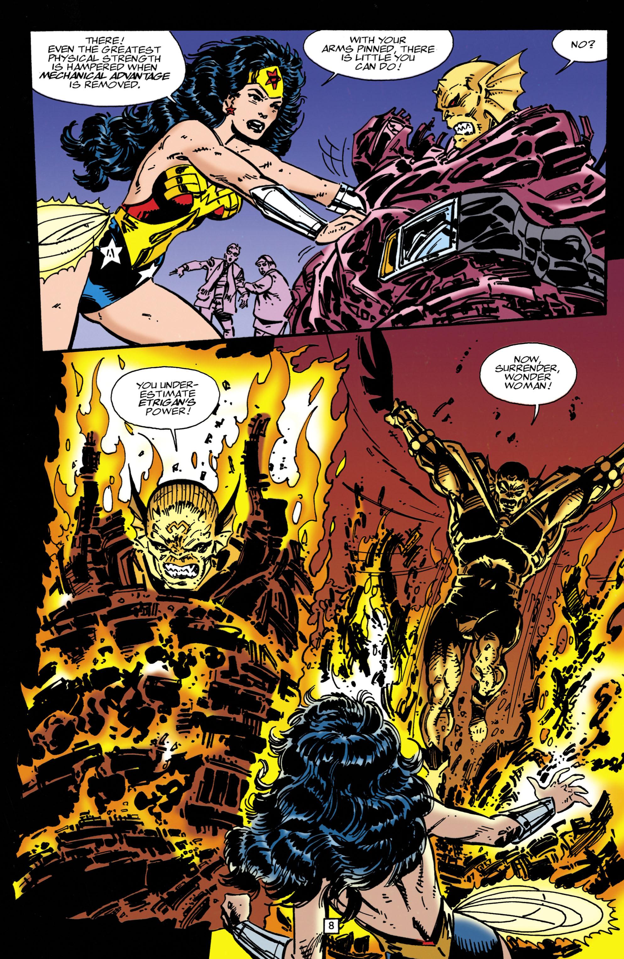 Read online Wonder Woman (1987) comic -  Issue #107 - 8
