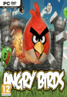 Angry Birds Cover Art, Rip Game Free Download