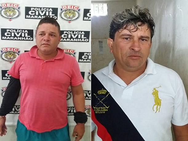 Seic realiza duas prisões em bairros distintos de São Luís
