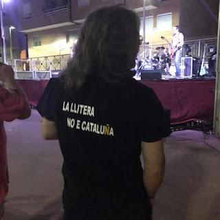 La Llitera no e Cataluña