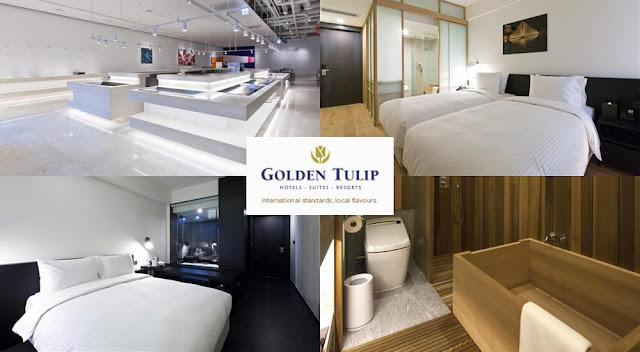 金色鬱金香M酒店 Golden Tulip M Hotel