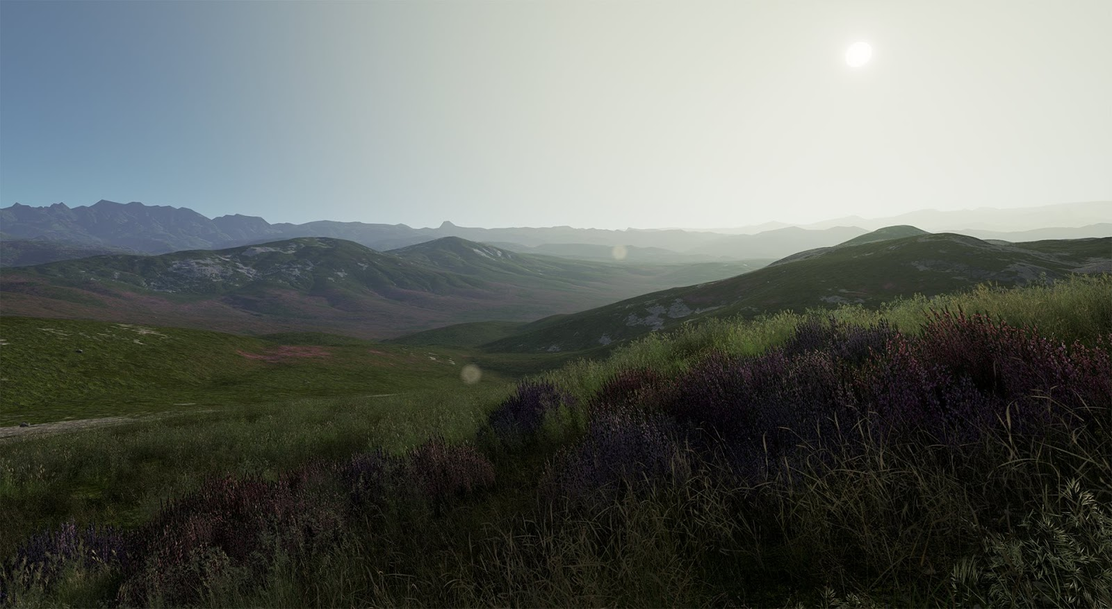 Unreal Engine Photorealistic Landscape Pack 4 | Computer