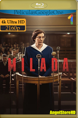 Milada (2017) [4K UHD [HDR] [Latino-Inglés] [Google Drive]