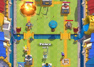 FREE Download dan Review Game Clash Royale APK Android