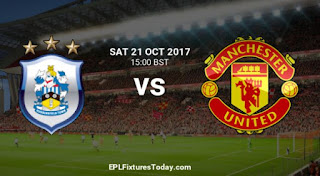 Susunan Pemain Huddersfield vs Manchester United - Siaran Langsung Live Streaming