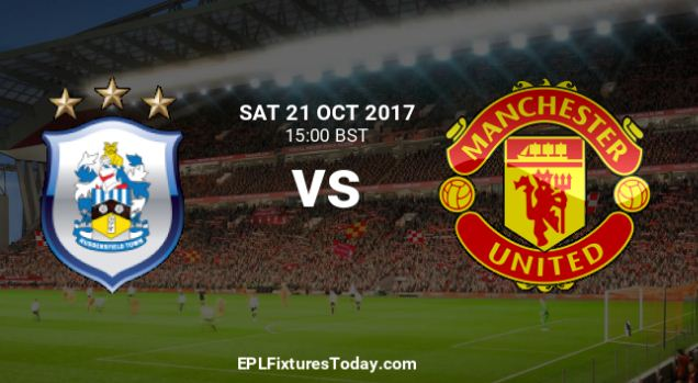 Prediksi Huddersfield Town vs Manchester United 21 Oktober 2017