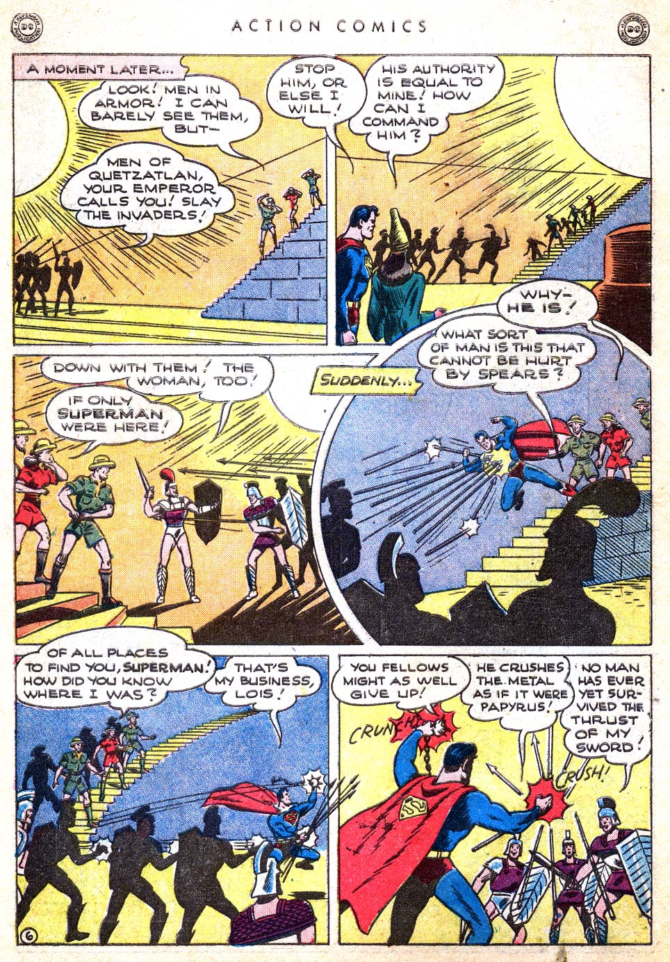 Read online Action Comics (1938) comic -  Issue #103 - 8