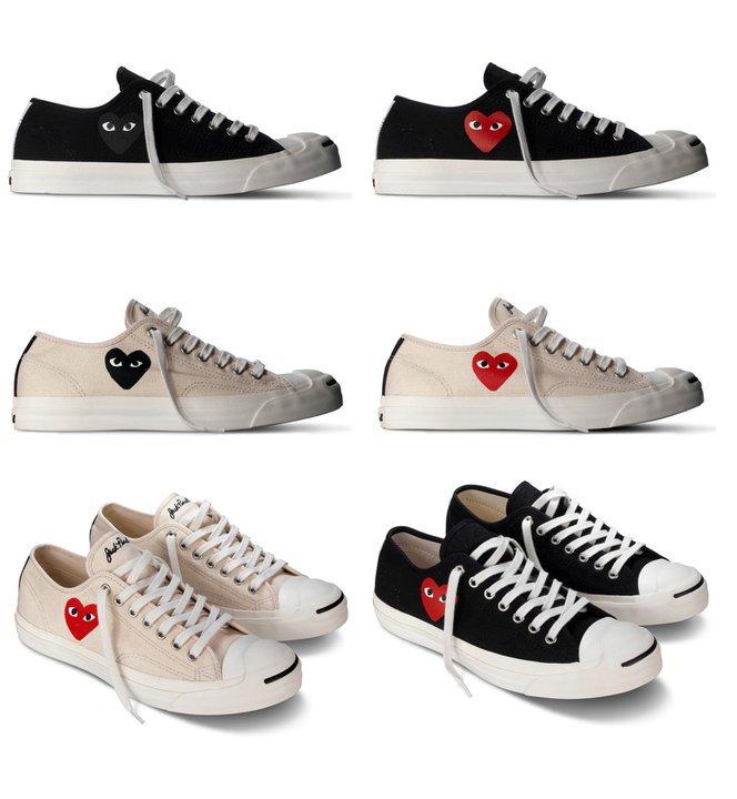 a1271c269935 ... sneakers e336d 4028d get comme des garcons play x converse jack purcell  pre order 007d3 33c65 ...