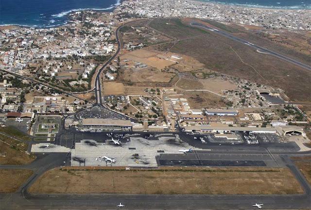 Aeroporto de Dakar - Senegal