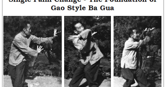 Bagua boxing,Chinese 3 famous traditional health marital arts