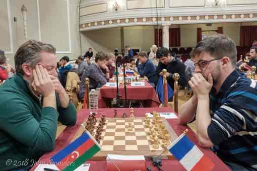 Le joueur d'échecs français Maxime Vachier-Lagrave - Photo © Chess.com/John Saunders