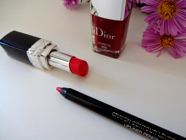 dior rouge baume diorette, rossetto idratante, balsamo labbra colorato, dior vernis diorette, dior contour diorette
