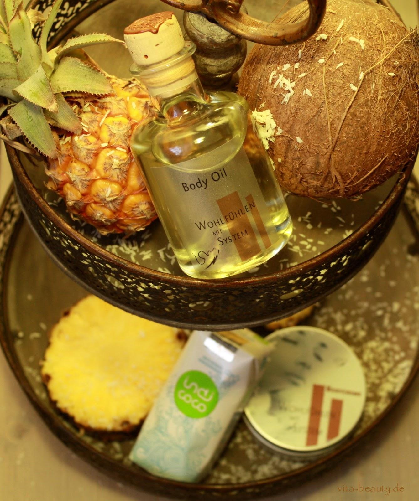 sch nheit aus der kokosnuss coconut beauty sommer set mit indi coco kokoswasser fit und gesund. Black Bedroom Furniture Sets. Home Design Ideas