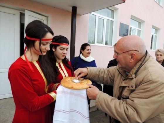 ONU implementa programa para mujeres en Armenia