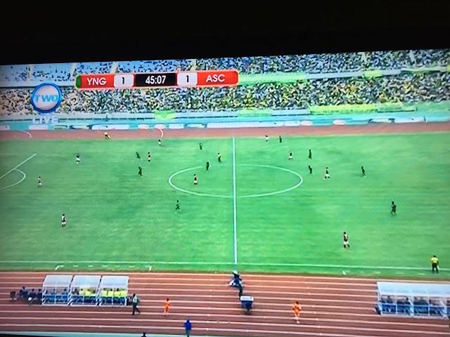 Yanga vs AL-Ahly