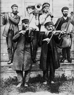 Musiciens klezmer. Libre de droit