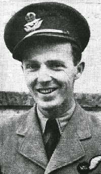 Flying Officer Ross Alexander Gordon Fiddes