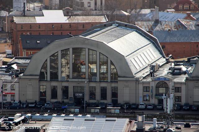 Centralais Gastro Tirgus, Riga Central Market. Centrāltirgus iela 3 k.2, Latgales priekšpilsēta, Rīga, LV-1050, Latvia.
