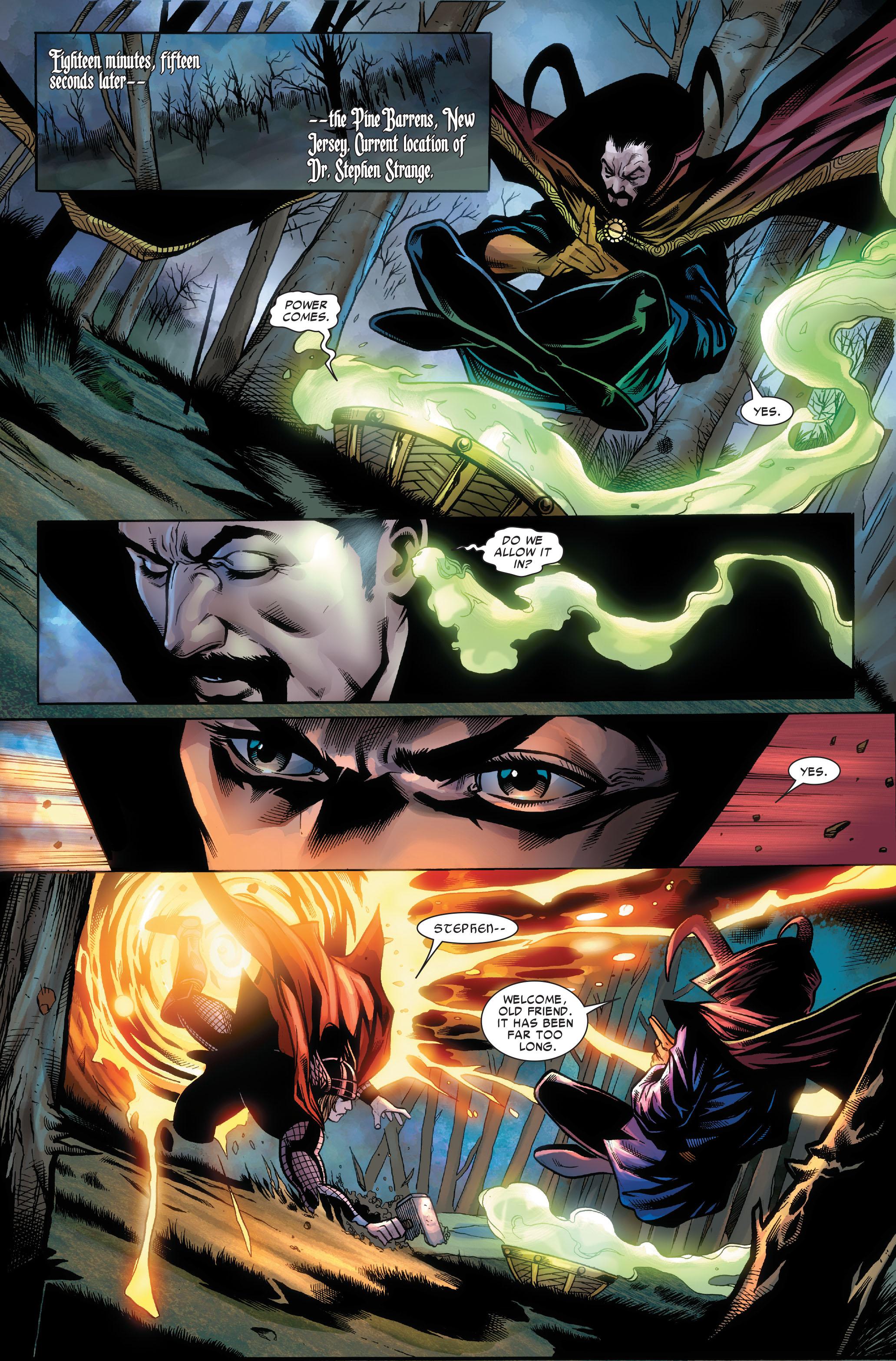 Thor (2007) Issue #602 #15 - English 8