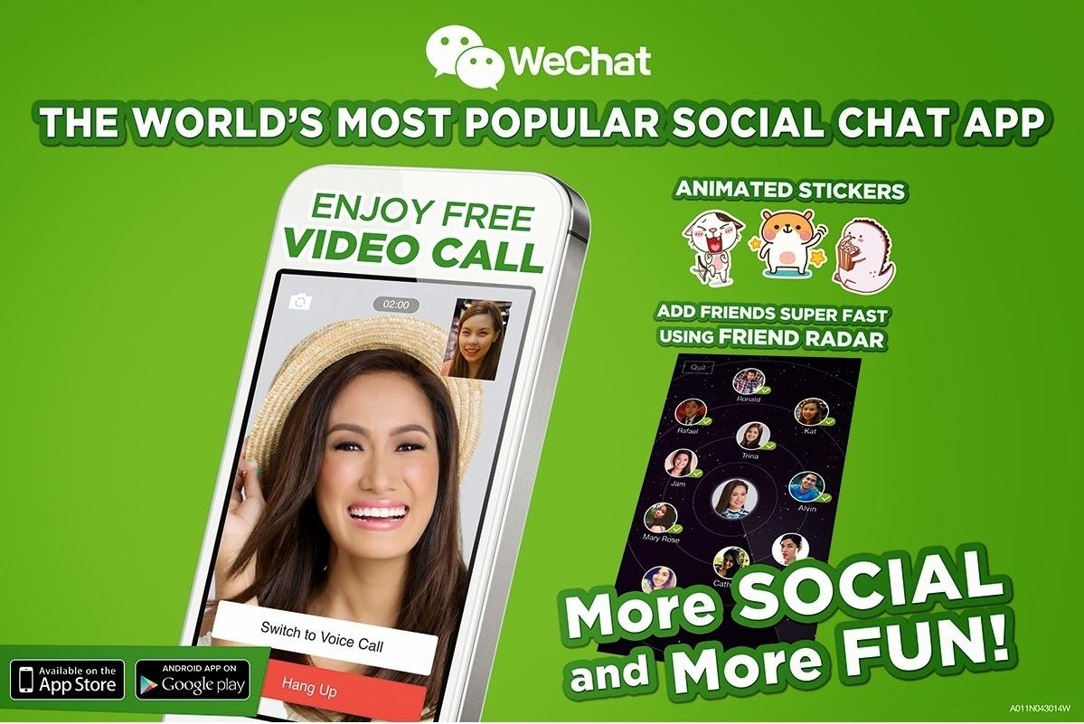 WeChat Laureen Uy