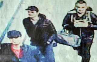 Chilling Picture Of Smiling Istanbul Airport Suicide Bombers Seconds From Death Mission As Police Fear Another Attack 'Imminent'
