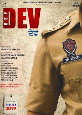 DSP Dev 2019 Punjabi 720p WEB HDRip 1Gb x264