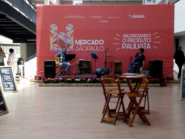 AAPCI participa das Feiras do Agronegócio Paulista no Mercado São Paulo