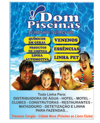 DOM PISCINA -- MARABÁ/PA