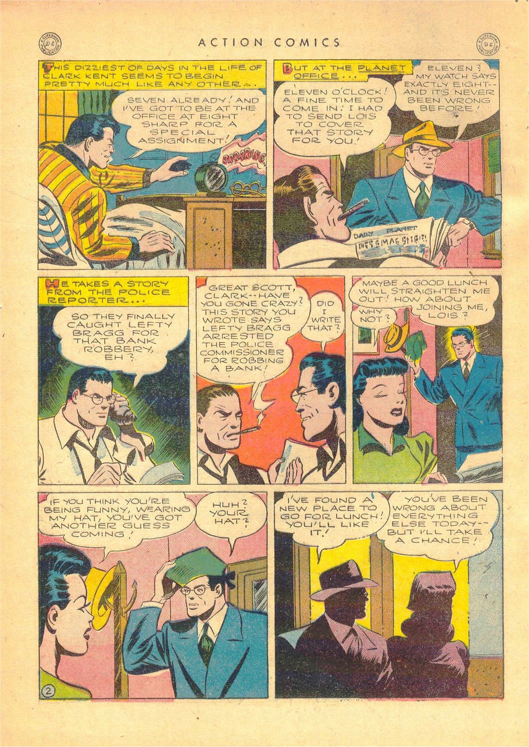 Read online Action Comics (1938) comic -  Issue #80 - 3