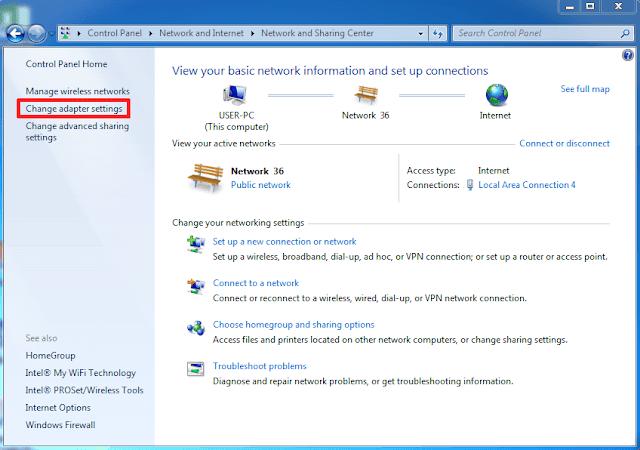 cara mempercepat jaringan wifi dengan cmd