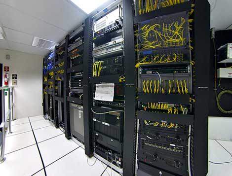 Arquitectura De Redes Un Cuarto De Telecomunicaciones Optimo