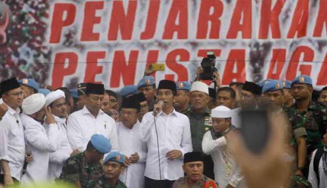 Fahri: Jokowi Hadir di 212, Tak Toleran Juga?