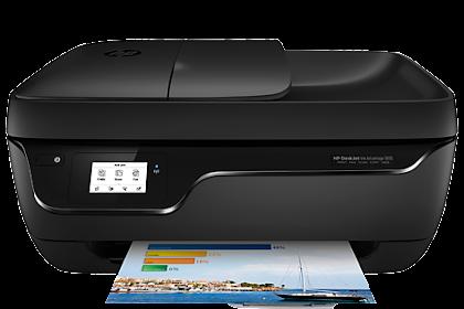 Descargar Driver HP Deskjet Ink Advantage 3835