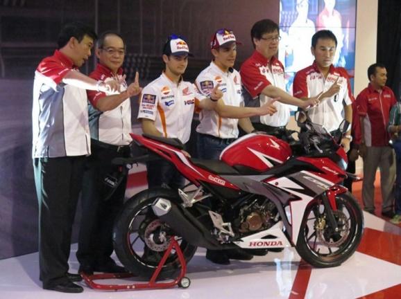 AHM Resmi Rilis All New Honda CBR150R
