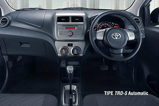 Jual Mobil Bekas Second Murah Interior Toyota Agya