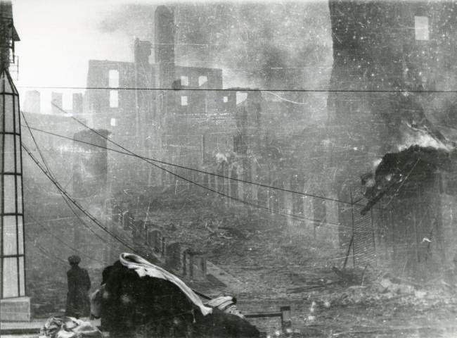 Incendio Santander