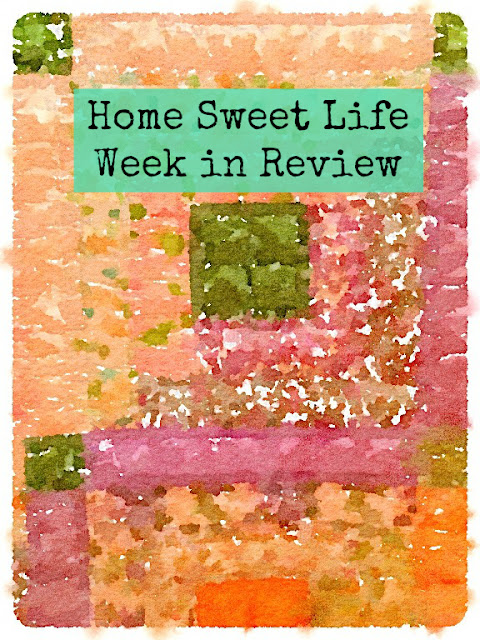 Homeschooling High School, Homeschool Highlights, week in review