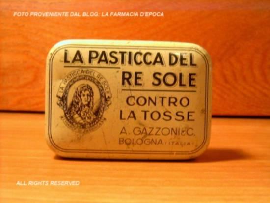 more photos 57a5a 6a7c6 Una confezione di caramelle alla liquirizia contro la tosse, popolarissime  negli anni cinquanta del secolo scorso. Si chiamavano così perché, ...