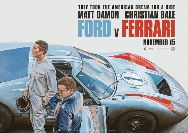 Ford v Ferrari movie