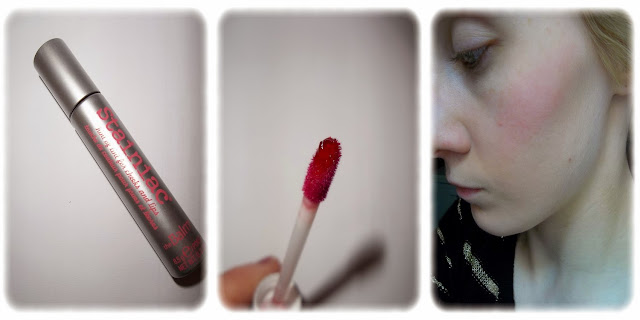 Swatch Stainiac Teinte Prom Queen - theBalm Cosmetics