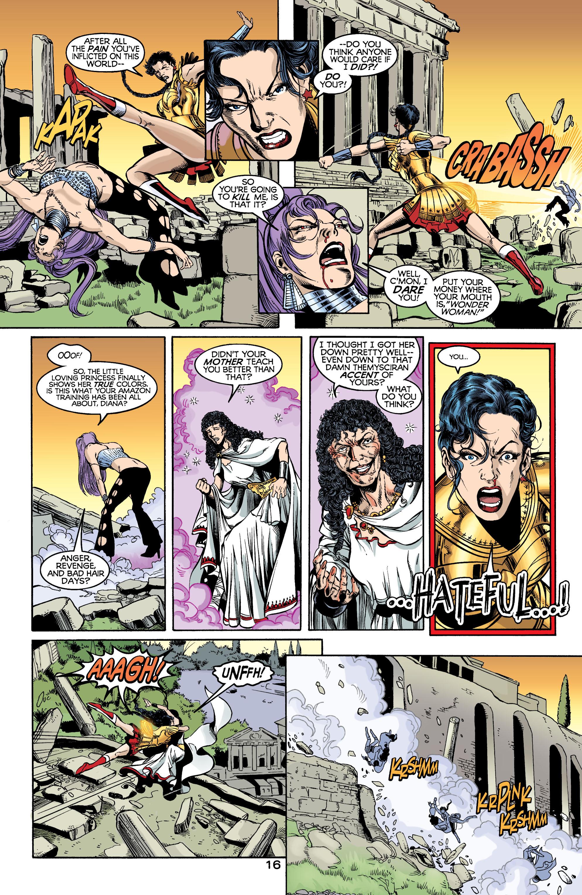 Read online Wonder Woman (1987) comic -  Issue #176 - 17