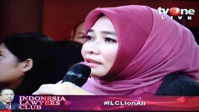 Penumpang Lion Air Menangis Bersama karena Terbang Mencekam