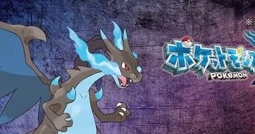 3DS《Pokémon X・Y 神奇寶貝X・Y》公佈X版 噴火龍MEGA進化形態! ~ 綜合遊戲情報網 Game News - 事前登錄情報