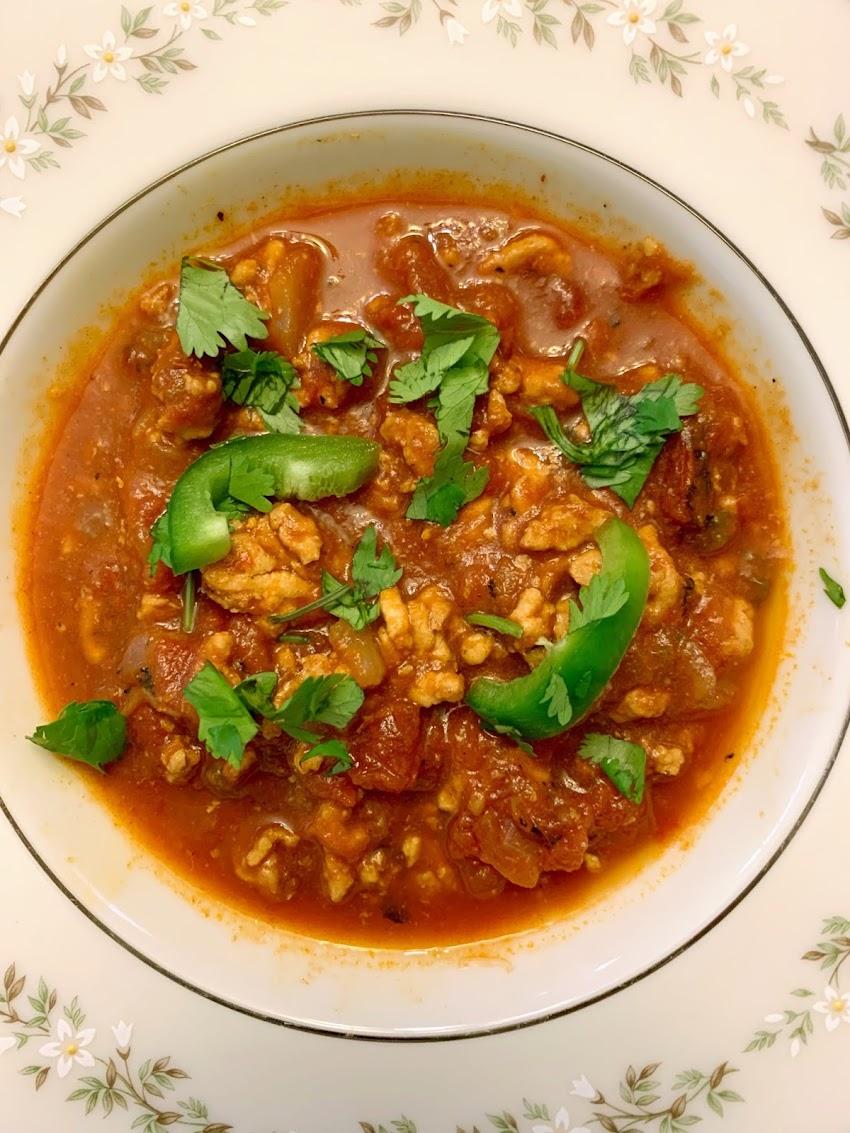Spicy Keto Chili (in the Instant Pot!)