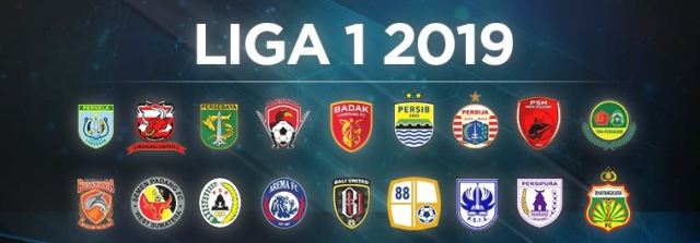 Jadwal Liga 1 2019: Draft Jadwal Pekan Pertama