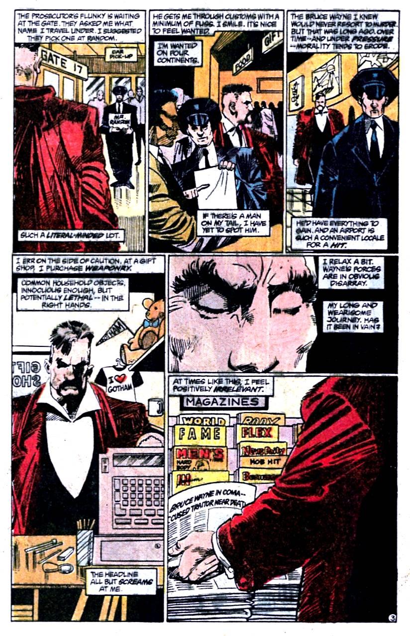 Detective Comics (1937) 600 Page 3
