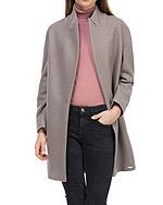 Wełniany płaszcz różne kolory Wittchen