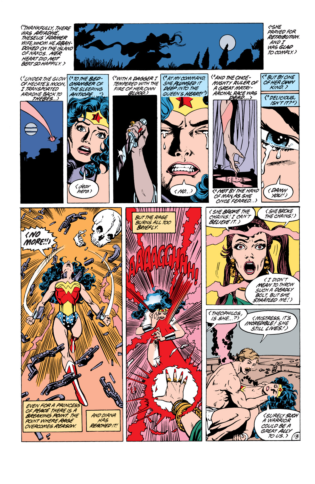 Read online Wonder Woman (1987) comic -  Issue #19 - 14